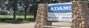 Adams-Industries-Company-Outside-Sign