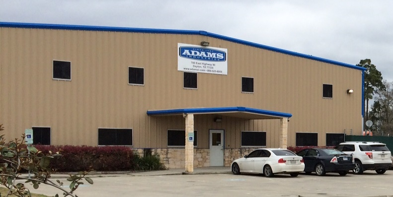 Adams Industries Office at Dayton