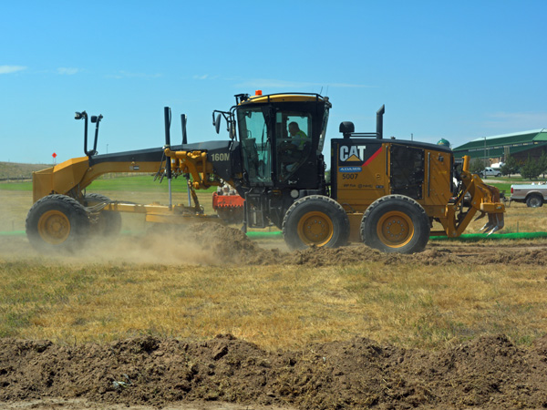 GENERAL EARTHWORK AND GRADING